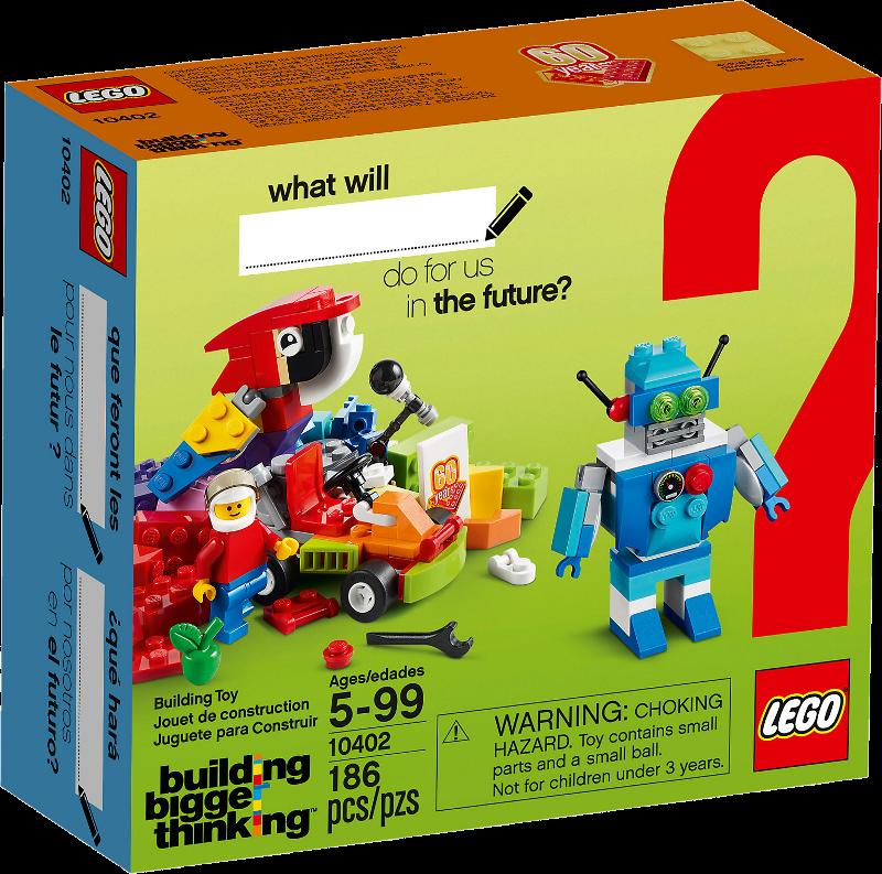 LEGO® Classic 10402 - Spaß in der Zukunft