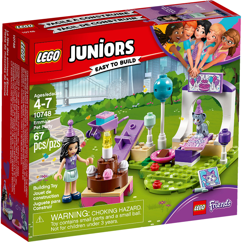 LEGO® Juniors 10748 - Emmas Party