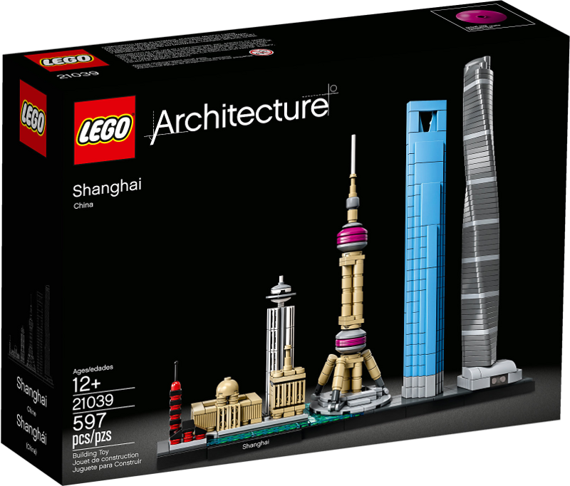 LEGO® Architecture 21039 - Shanghai