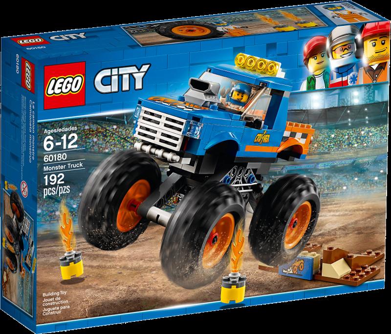 LEGO® City 60180 - Monster-Truck