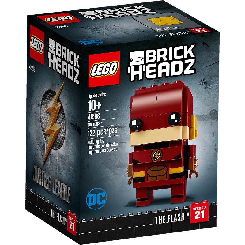 LEGO® BrickHeadz 41598 - The Flash™