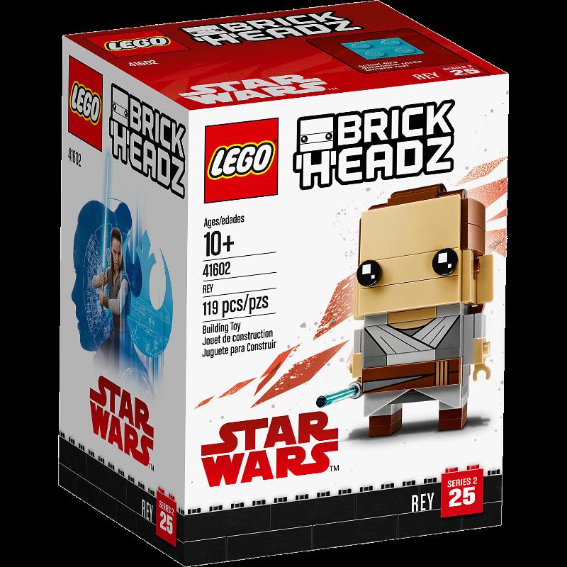 LEGO® BrickHeadz 41602 - Rey