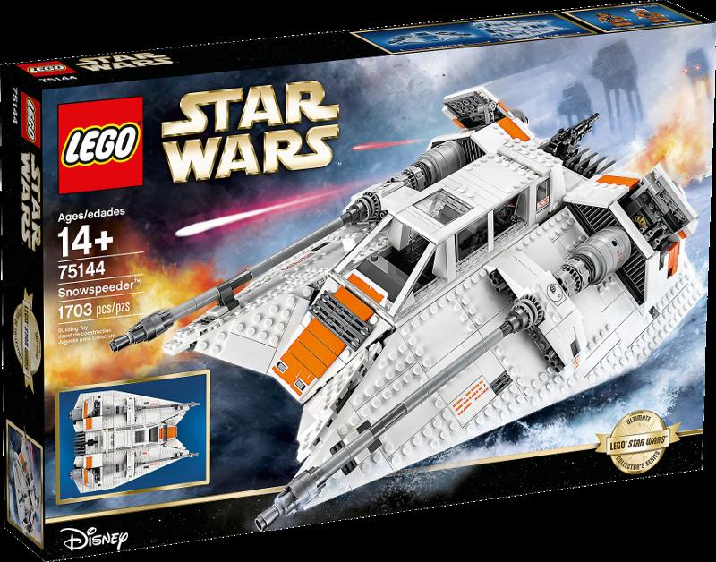 LEGO® Star Wars™ 75144 - Snowspeeder™