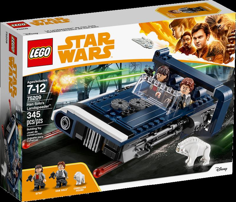LEGO® Star Wars™ 75209 - Han Solo's Landspeeder™