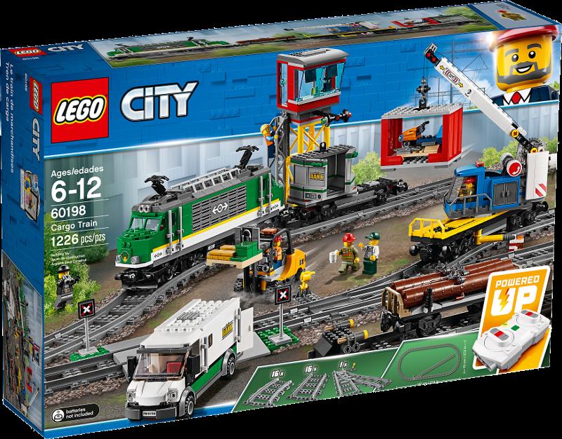 LEGO® City 60198 - Güterzug