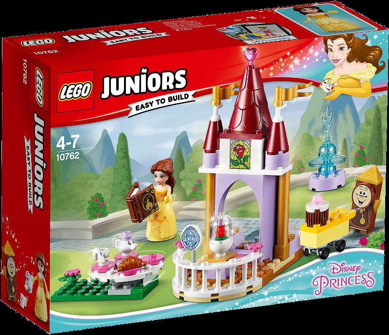LEGO® Juniors 10762 - Belles Märchenstunde