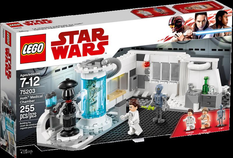 LEGO® Star Wars™ 75203 - Heilkammer auf Hoth™