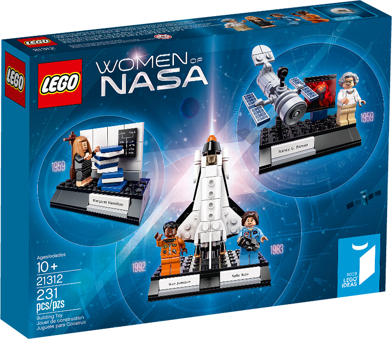 LEGO® Ideas 21312 - Die NASA-Frauen