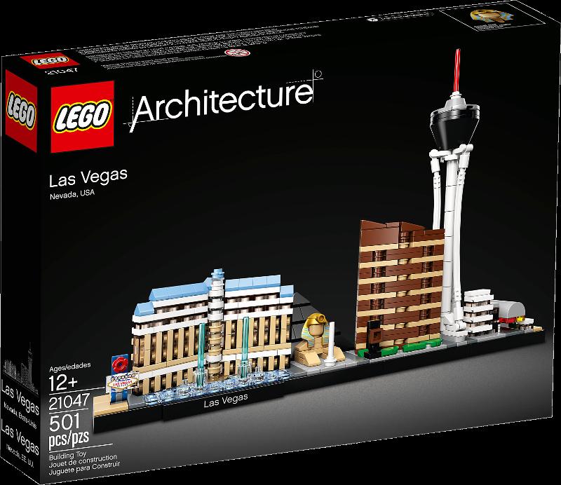 LEGO® Architecture 21047 - Las Vegas