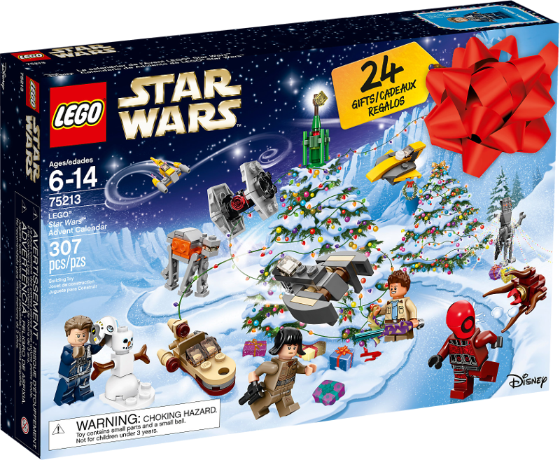 LEGO® Star Wars™ 75213 - Adventskalender 2018