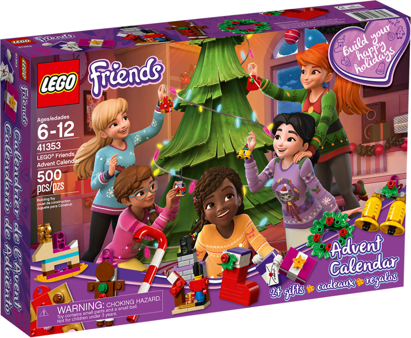 LEGO® Friends 41353 - Adventskalender 2018