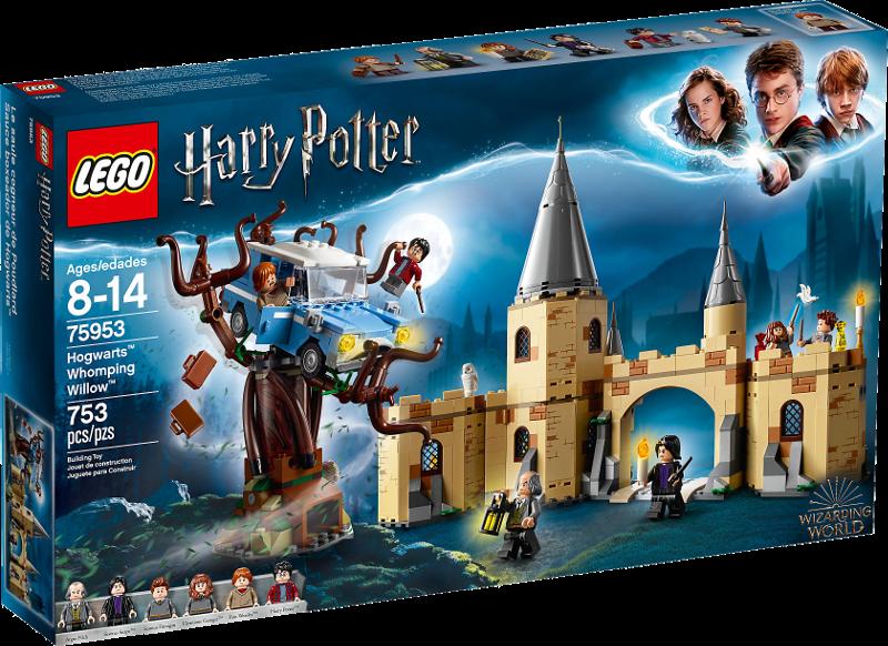 LEGO® Harry Potter™ 75953 - Die Peitschende Weide von Hogwarts™