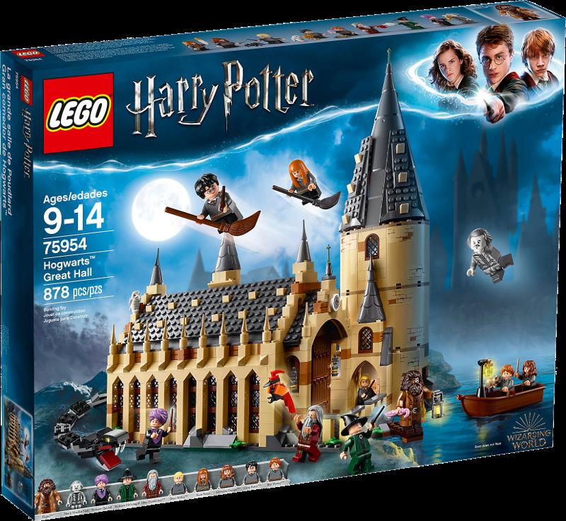 LEGO® Harry Potter™ 75954 - Die große Halle von Hogwarts™