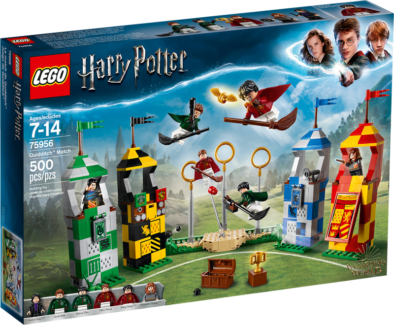 LEGO® Harry Potter™ 75956 - Quidditch™ Turnier