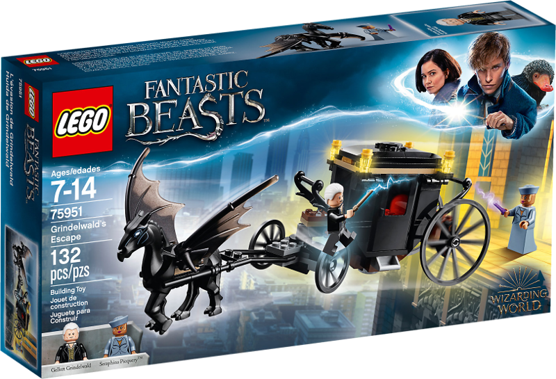 LEGO® Harry Potter™ 75951 - Grindelwalds Flucht