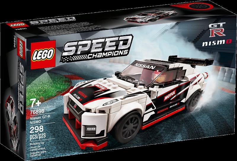 LEGO® Speed Champions 76896 - Nissan GT-R NISMO