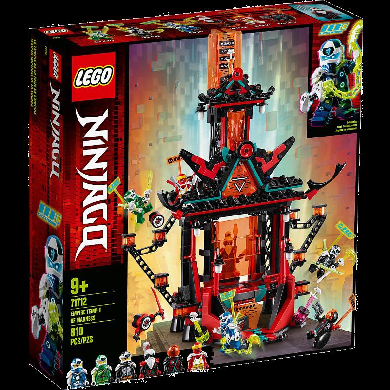 LEGO® NINJAGO® 71712 - Tempel des Unsinns