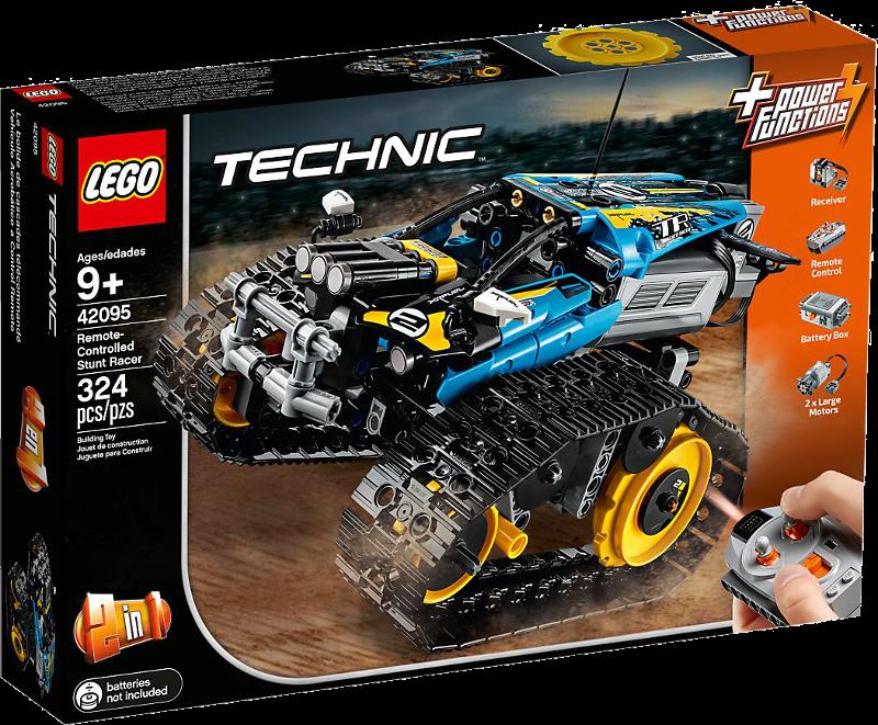LEGO® Technic 42095 - Ferngesteuerter Stunt-Racer