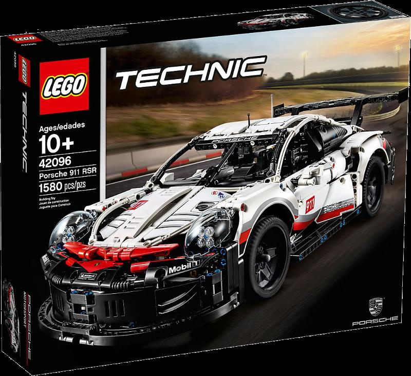 LEGO® Technic 42096 - Porsche 911 RSR