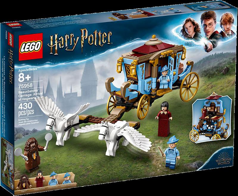 LEGO® Harry Potter™ 75958 - Kutsche von Beauxbatons: Ankunft in Hogwarts™