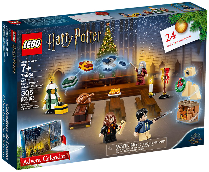 LEGO® Harry Potter™ 75964 - Adventskalender 2019