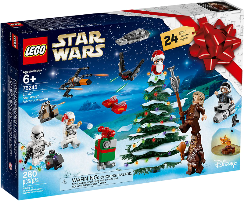LEGO® Star Wars™ 75245 - Adventskalender 2019