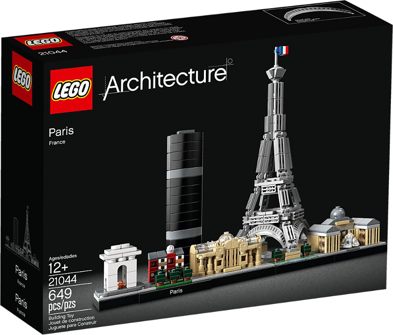 LEGO® Architecture 21044 - Paris