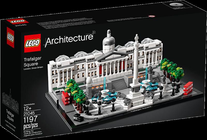 LEGO® Architecture 21045 - Trafalgar Square