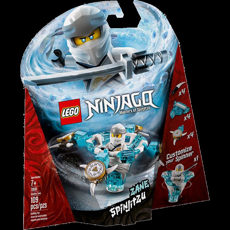 LEGO® NINJAGO® 70661 - Spinjitzu Zane