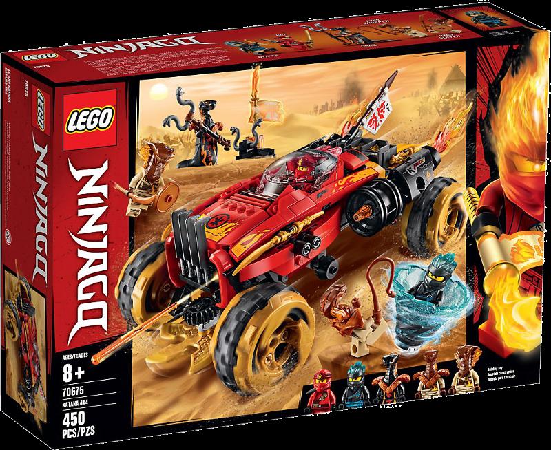 LEGO® NINJAGO® 70675 - Katana 4x4