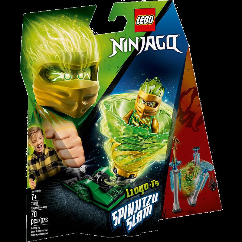 LEGO® NINJAGO® 70681 - Spinjitzu Slam - Lloyd