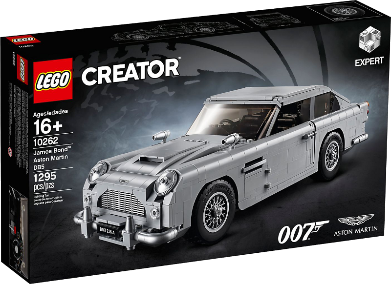 LEGO® Creator 10262 - James Bond™ Aston Martin DB5
