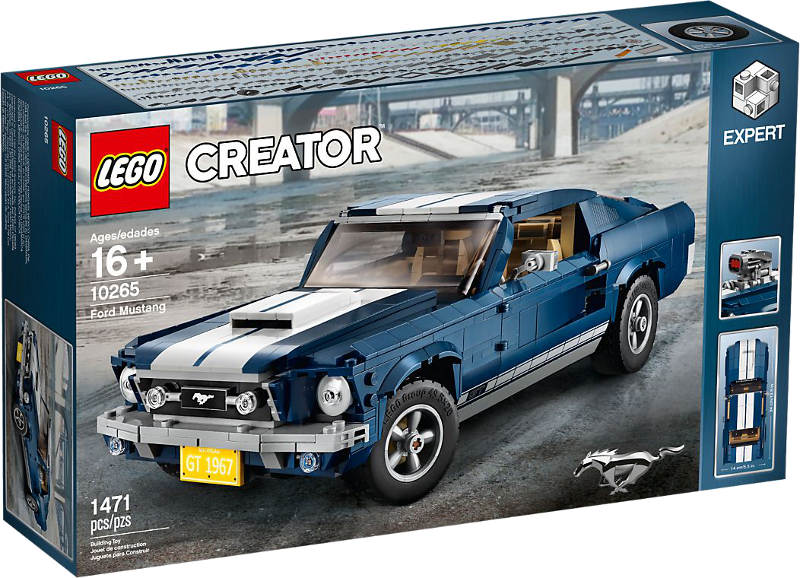 LEGO® Creator 10265 - Ford Mustang