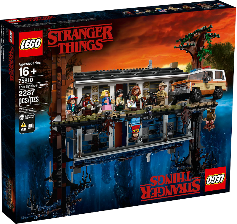 LEGO® Stranger Things 75810 - Die andere Seite