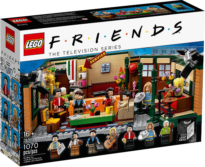 LEGO® Ideas 21319 - Central Perk