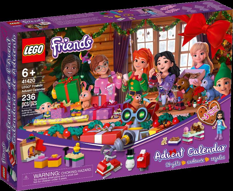 LEGO® Friends 41420 - Adventskalender 2020