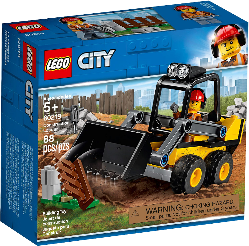 LEGO® City 60219 - Frontlader
