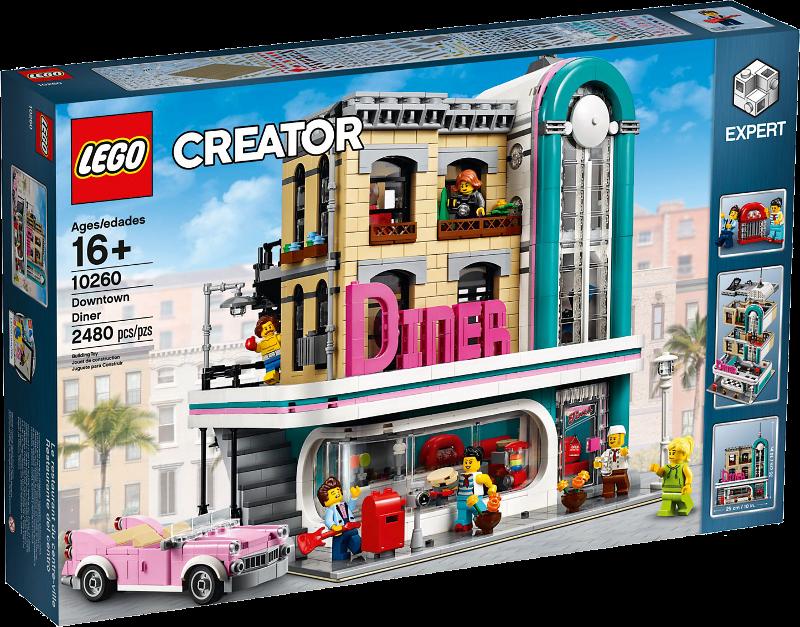 LEGO® Creator 10260 - Amerikanisches Diner