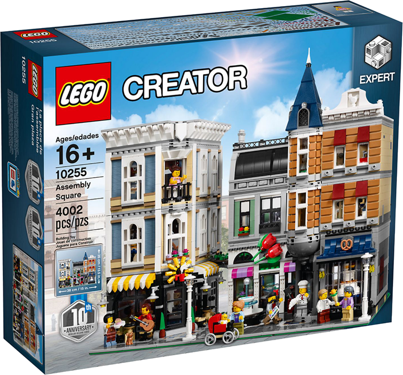 LEGO® Creator 10255 - Stadtleben
