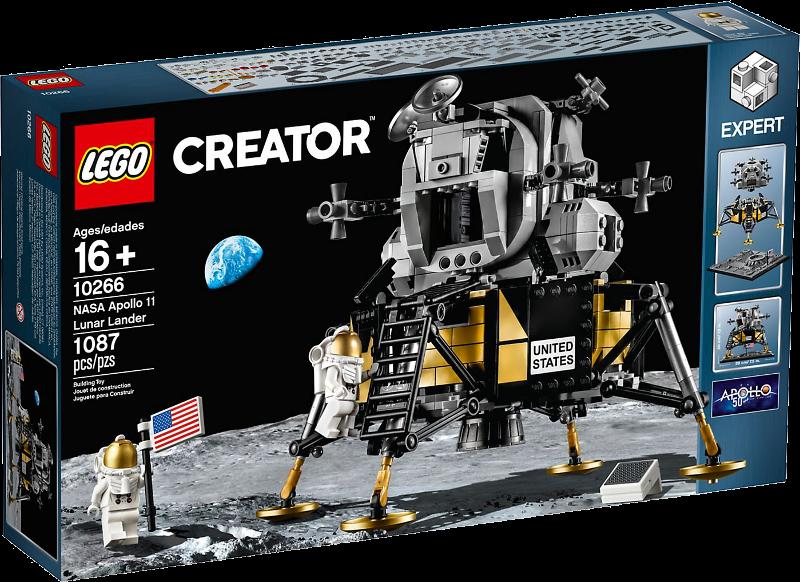 LEGO® Creator 10266 - NASA Apollo 11 Mondlandefähre