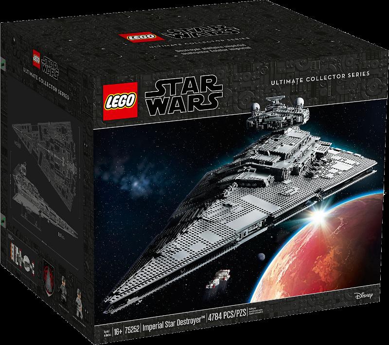 LEGO® Star Wars™ 75252 - Imperialer Sternzerstörer™
