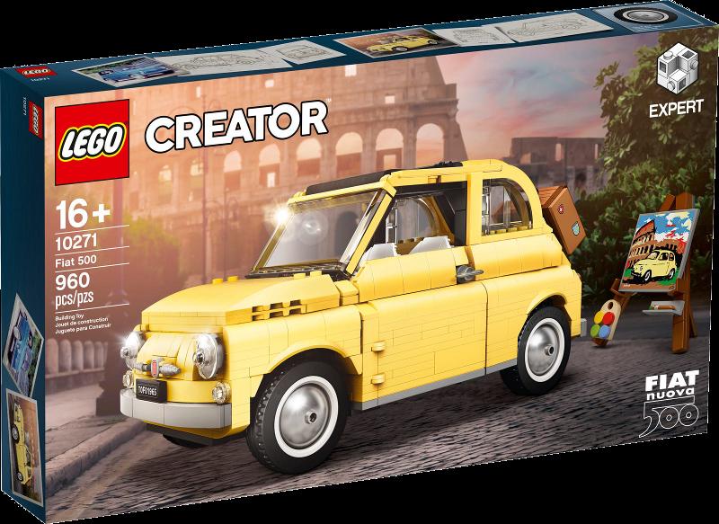 LEGO® Creator 10271 - Fiat 500