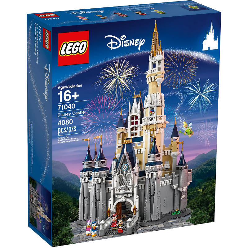 LEGO® Disney 71040 - Das Disney Schloss