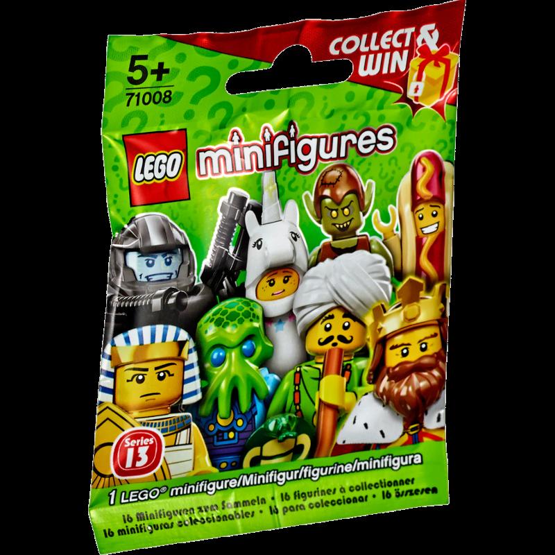 LEGO® Minifigures Serie 13 71008 - Minifigur in Beutel/Tüte