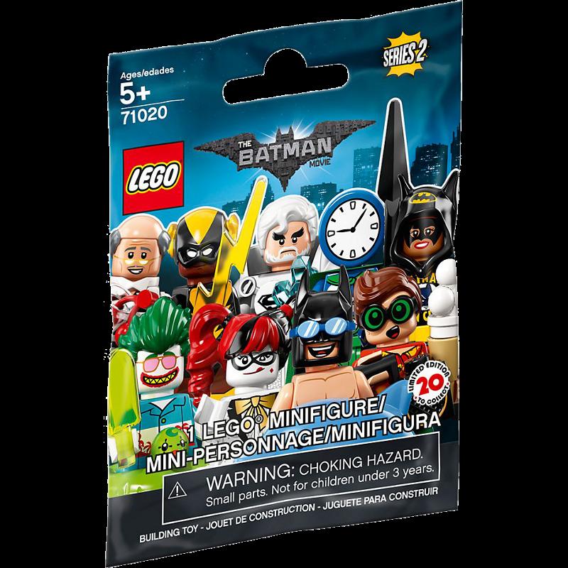 LEGO® Batman Movie Minifigures Serie 2 71020 - Minifigur in Beutel/Tüte