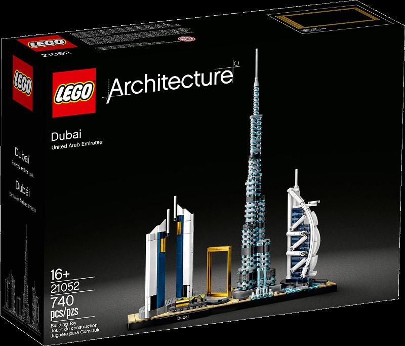 LEGO® Architecture 21052 - Dubai