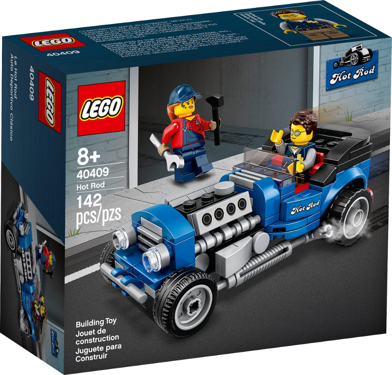 LEGO® Exclusives 40409 - Hot Rod