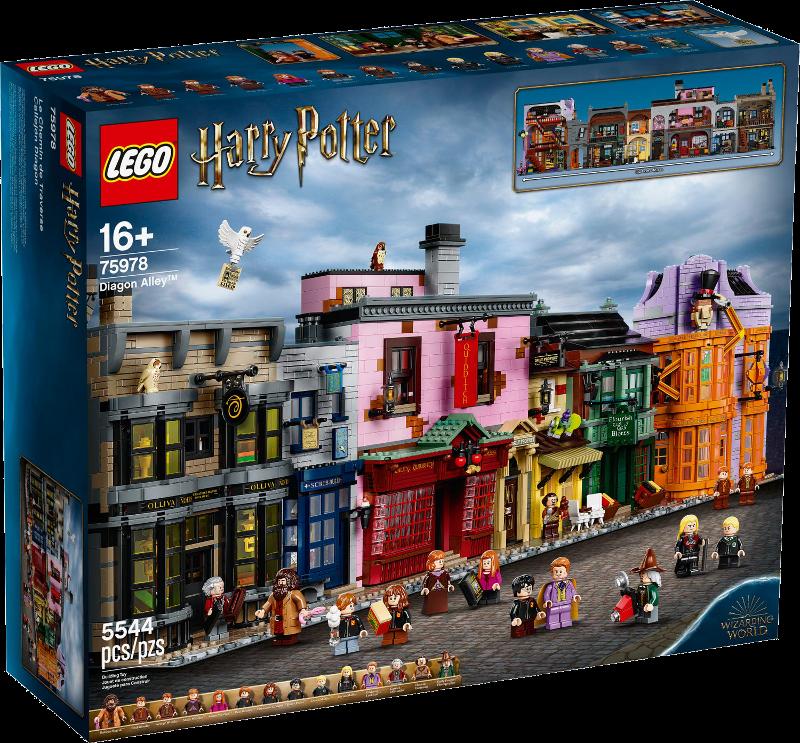 LEGO® Harry Potter™ 75978 - Winkelgasse