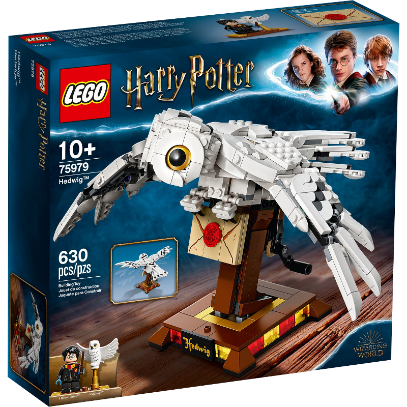 LEGO® Harry Potter™ 75979 - Hedwig™