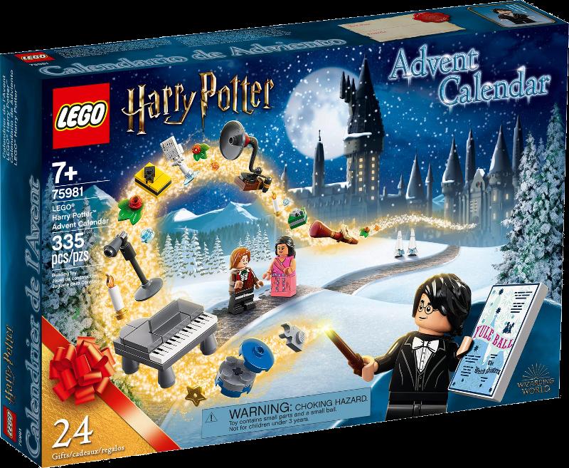 LEGO® Harry Potter™ 75981 - Adventskalender 2020